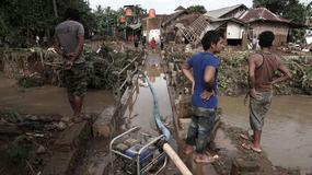 Indonezja: dziesiątki ofiar powodzi na popularnej wyspie