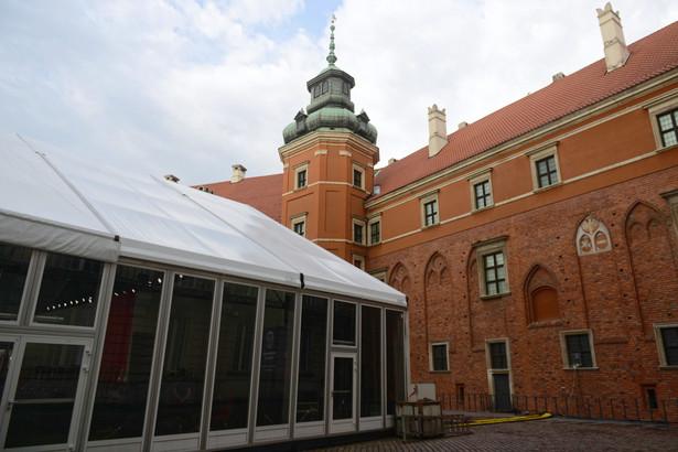 Namiot na Zgromadzenie Narodowe