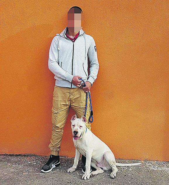 Milos Š. (16) poginuo