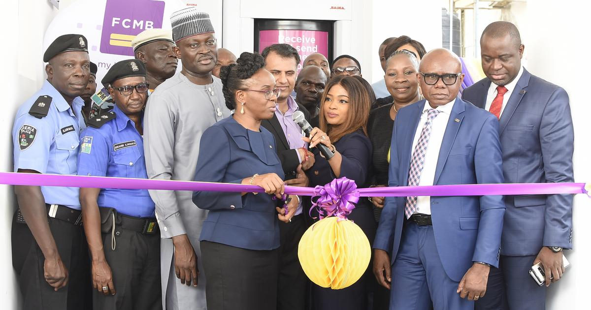 FCMB expands branch network, opens ultra-modern branch in Oshodi, Lagos - Pulse Nigeria