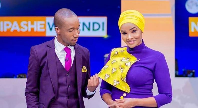 Rashid Abdalla pampers wife Lulu Hassan with sweet birthday message