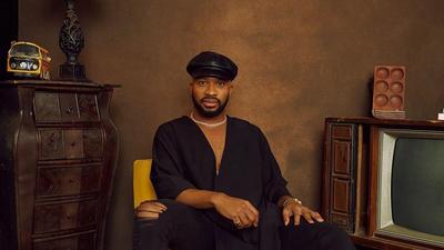 Adebayo Oke-Lawal is the founder of Orange Culture [instagram/orangenerd]