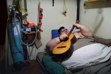 Huan Pedro: Nekada je svirao gitaru, pevao i igrao fudbal