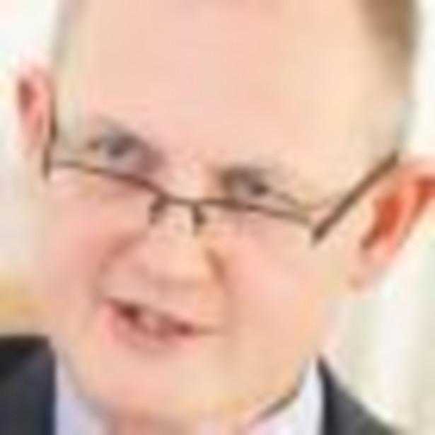 Marcin Samsonowicz-Górski, dyrektor Rządowego Centrum Bezpieczeństwa Fot. Marek Matusiak