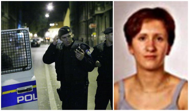 Jasmina Dominić, policija