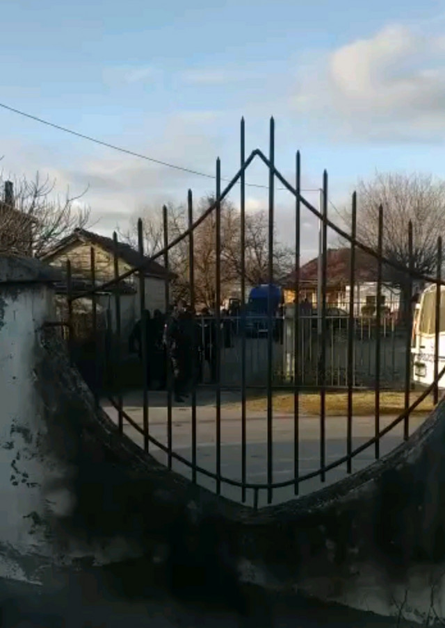 Hapšenje majke Milana Kneževića