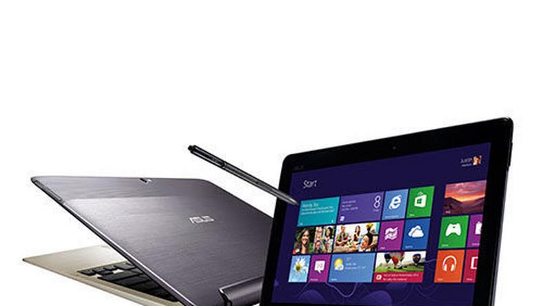 Tablet lepszy od notebooka
