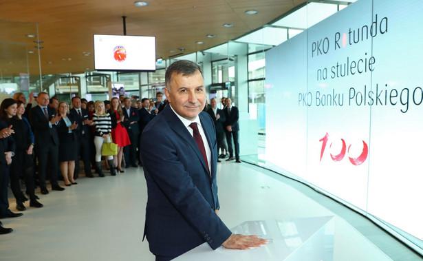 PKO BP w swoich relacjach z klientami dąży do rozwiązań satysfakcjonujących obie strony - powiedział Zbigniew Jagiełło