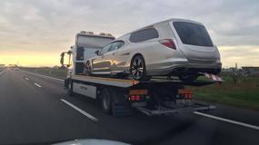 Porsche Panamera karawan - sportowo na tamten świat