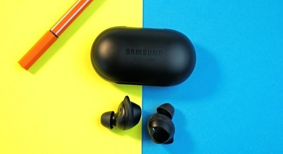Samsung Galaxy Buds im Test: Kleine In-Ears, große Ausdauer