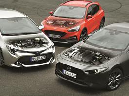 Ford Focus, Mazda 3, Toyota Corolla – który kompakt wybrać? – Poradnik kupującego