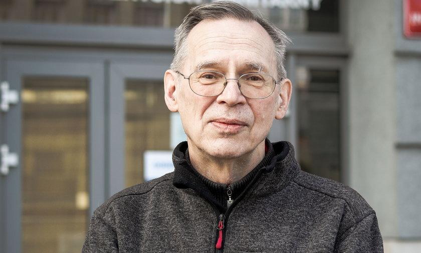 Prof. Włodzimierz Gut.