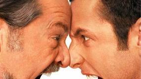 Dwóch gniewnych ludzi - plakaty