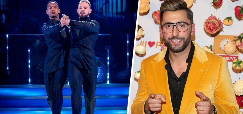 """Para dwóch mężczyzn już wkrótce w """"Tańcu z gwiazdami""""? Maserak nie wyklucza, że mógłby zatańczyć z facetem! [WIDEO]"""