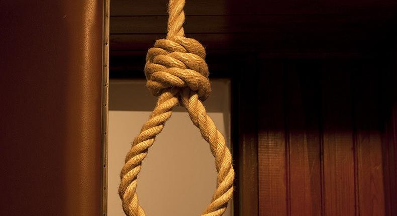 Suicide rope