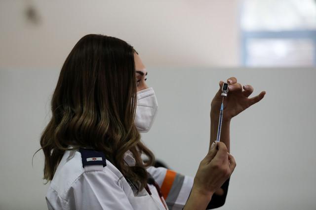 Vakcinisanje u Jerusalimu