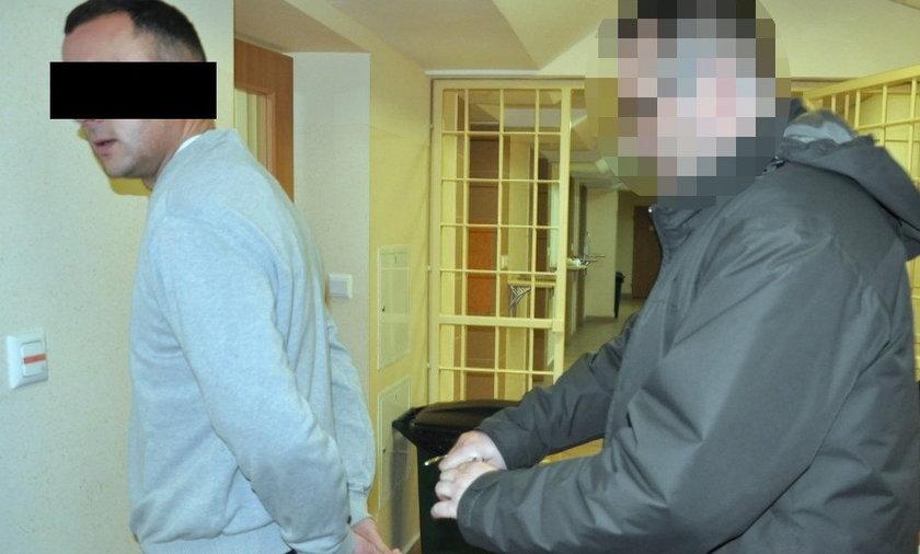 Policja aresztowała trzech oszustów