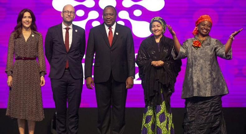 Hosted by the governments of Kenya, Denmark and UNFPA, world leaders gather for the 3-day Nairobi Summit on ICPD25 to advance sexual, reproductive health & rights for all. November 12, 2019. Photo Courtesy: Redhouse Public Relations