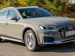 Audi A4 allroad 45 TFSI – perła, ale czy bez skazy?
