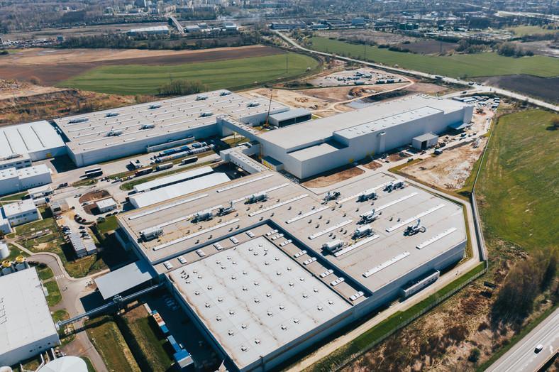 Fabryka Stellantis w Gliwicach