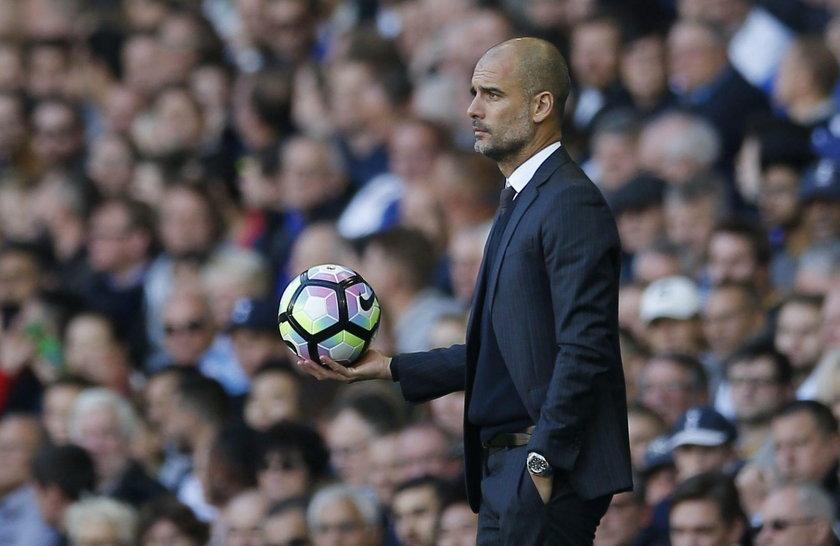 Pep Guardiola odciął piłkarzy Manchesteru City od świata!
