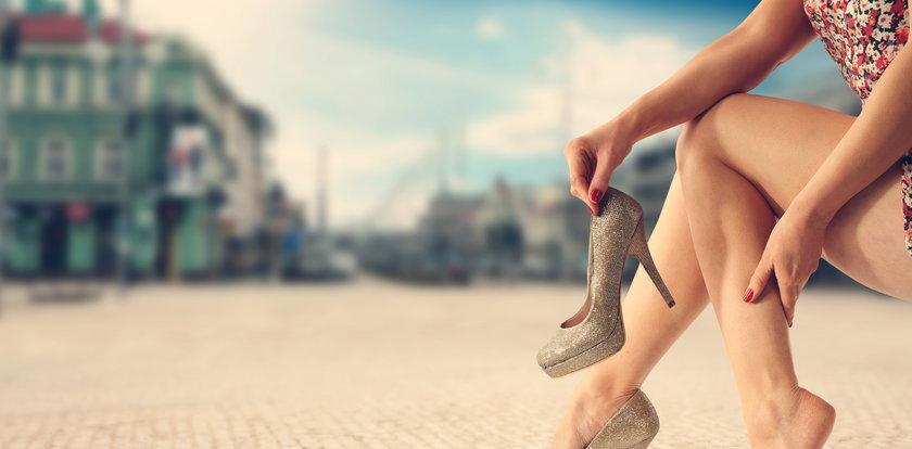 Chodzenie w szpilkach nie musi być koszmarem