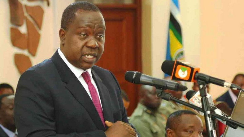 Interior Cabinet Secretary Dr Fred Matiang'i