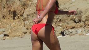 Monica Cruz w bikini