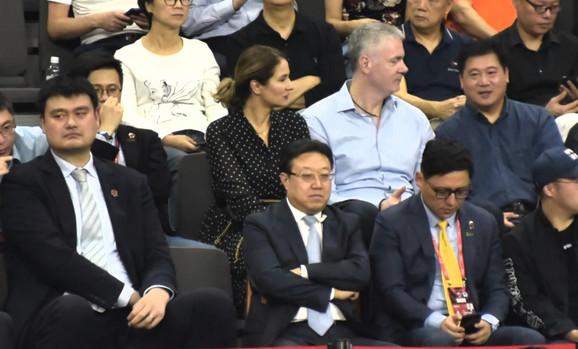 Dejan Timašević  je bio gost na otvaranju sezone u Kini