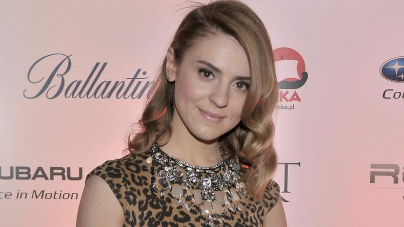 """Córka premiera, autorka modowego bloga """"Make Life Easier"""", otrzymała nominację do nagrody Osobowość Mody """"Złote Szpilki 2012"""""""