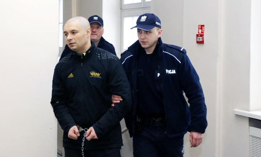 Tomasz Góral morderca z Bytomia