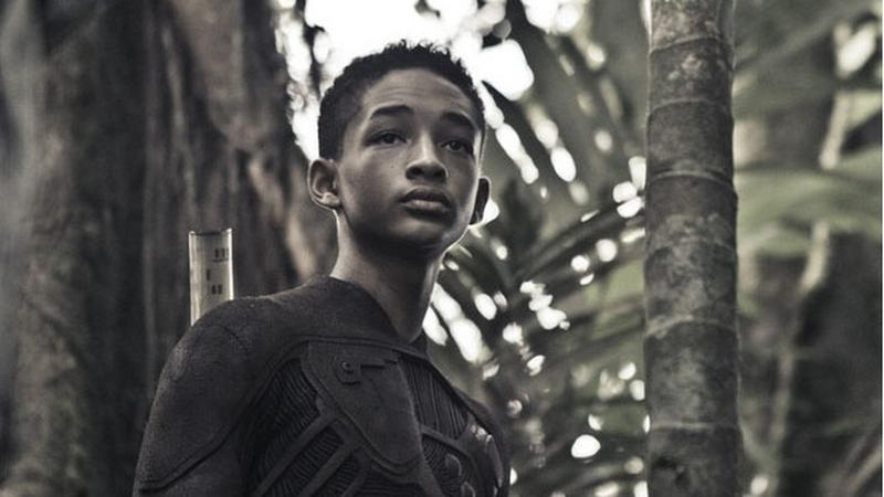 "Jaden Smith w filmie ""After Earth"" (reż. M. Night Shyamalan)"