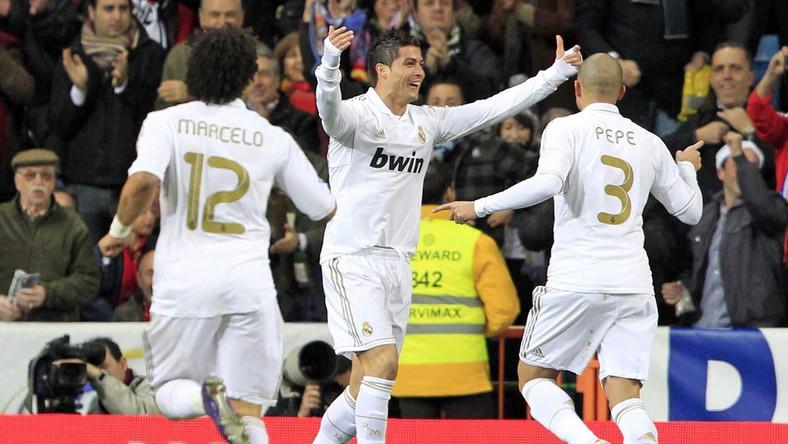 Cristiano Ronaldo, Pepe i Marcelo