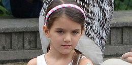 7-letnia Suri Cruise projektuje ubrania i zarobi...