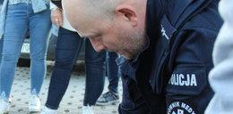 Policjant na urlopie uratował 3 osoby. Na wdzięczność nie miał co liczyć