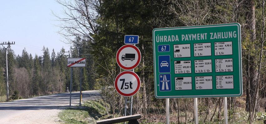 Słowacja zapowiada surowe kary. Także dla Polaków. Chodzi o wakacje, obowiązek meldunkowy i COVID