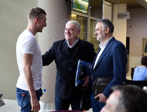 Jovović, Sretenović i Gajić