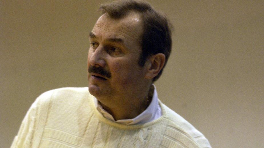 Jerzy Klempel w 2002 r.
