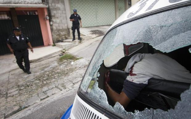 Ofiara porachunków narkotykowych gangów w Acapulco