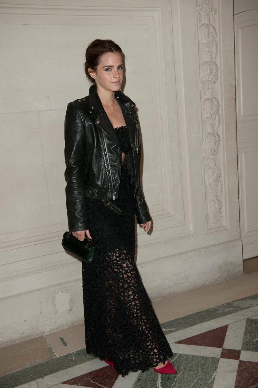 Emma Watson w Paryżu