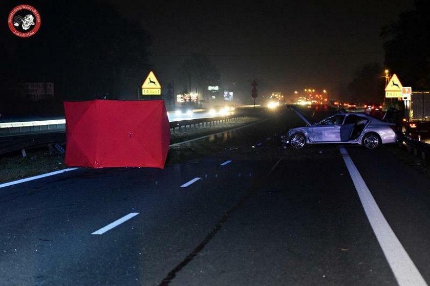 Tragiczny wypadek w Izabelinie Dziekanówku