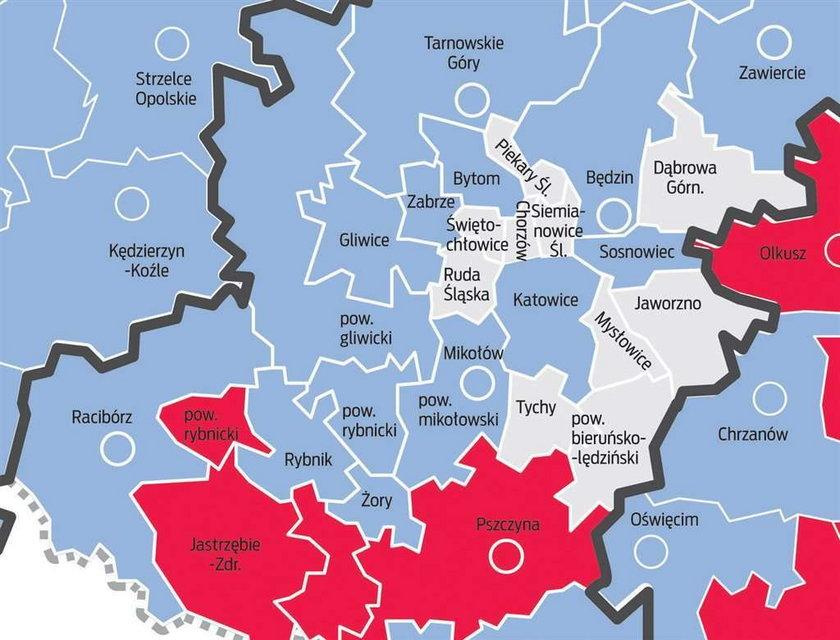 W Warszawie zdecydowanie wygrał Bronisław Komorowski. Sprawdź, jak głosowali mieszkańcy poszczególnych dzielnic w stolicy