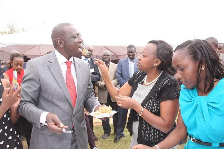 DP Ruto's wife gives warning to the public