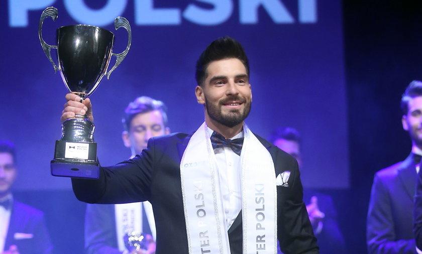 Jakub Kowalewski został Misterem Polski 2020.