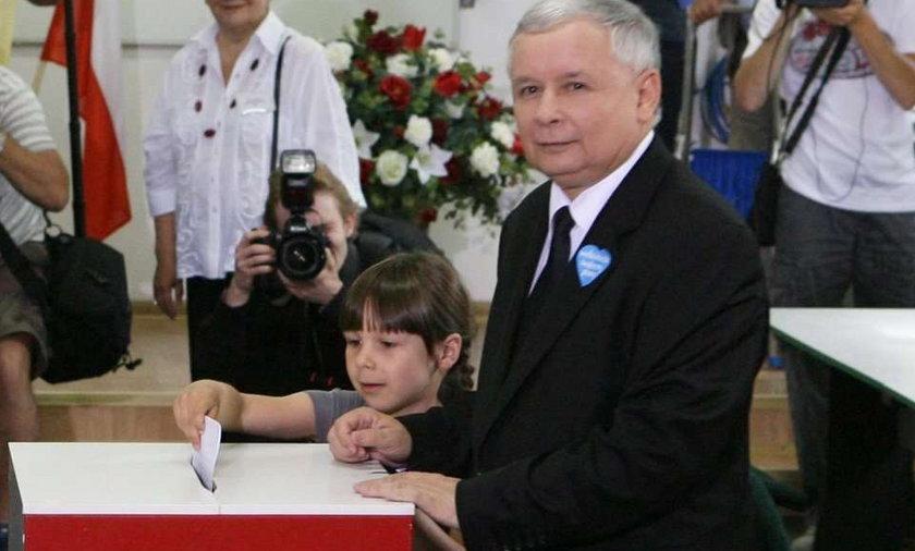 wybory prezydenckie, Jarosław Kaczyński, głosowanie, urna