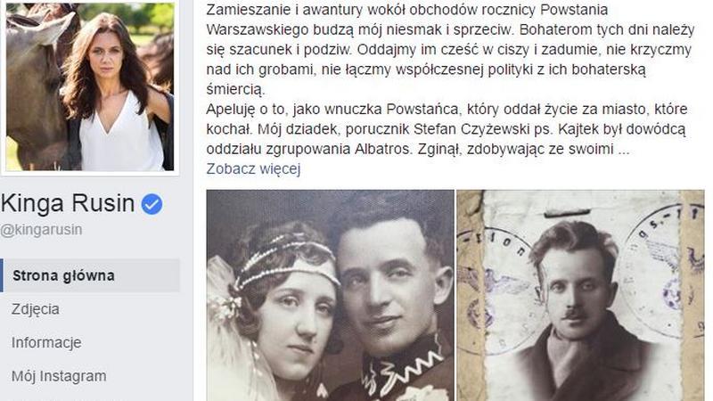 Gwiazdy pamiętają o Powstaniu Warszawskim