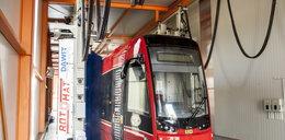 Nie uwierzysz w ile minut można umyć tramwaj