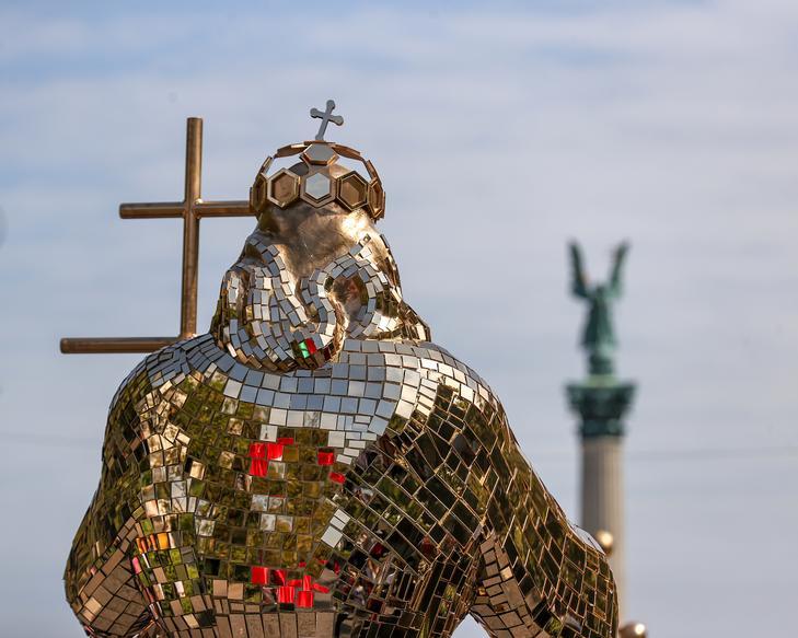 Augusztus 20-i ünnepség / Fotó: Zsolnai Péter