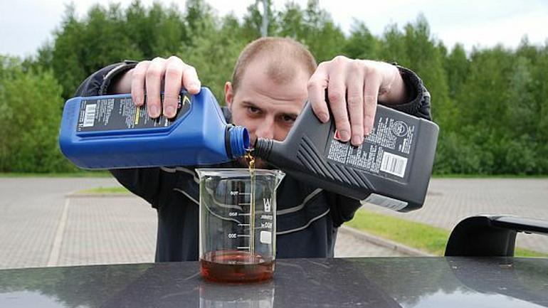 Czym kierować się podczas wyboru oleju?
