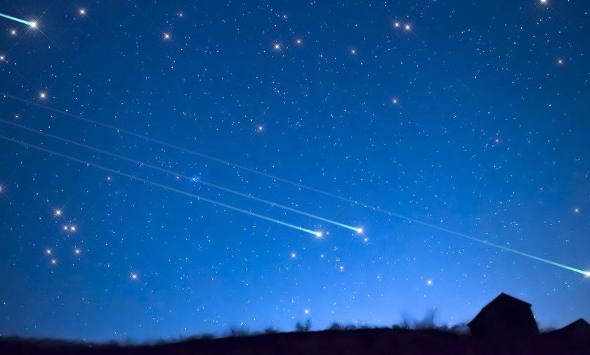 W czwartek 21 października Orionidy 2021 będą prezentowały się najefektowniej. Tej nocy spodziewany jest deszcz ok. 30 meteorów w ciągu godziny